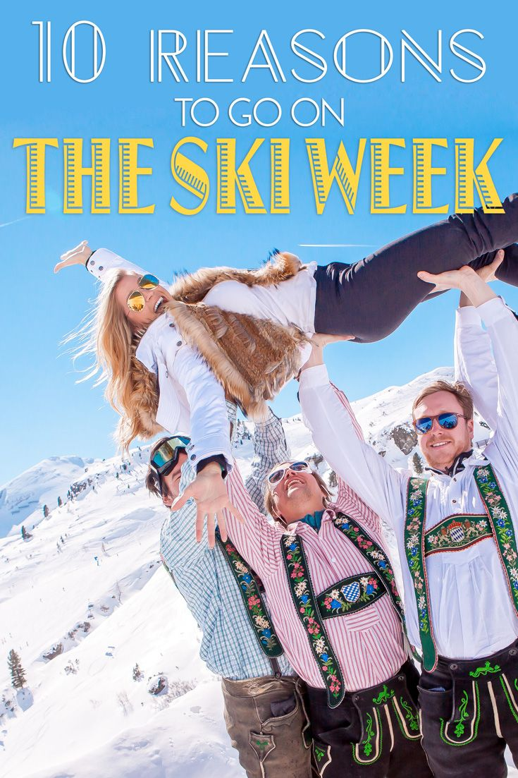 From the awesome people who organize The Yacht Week, this is the ultimate winter getaway. I went to The Ski Week in Obertauern, Austria earlier this year, and let me tell you– it was a week of pure and epic fun. Ready for the adventure of a lifetime? Check out my experience at The Ski Week Obertauern this year!
