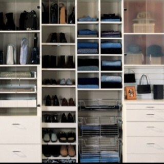 Closet Organization We Did This Project Last Spring. Got Closet Maid From  Home Depot
