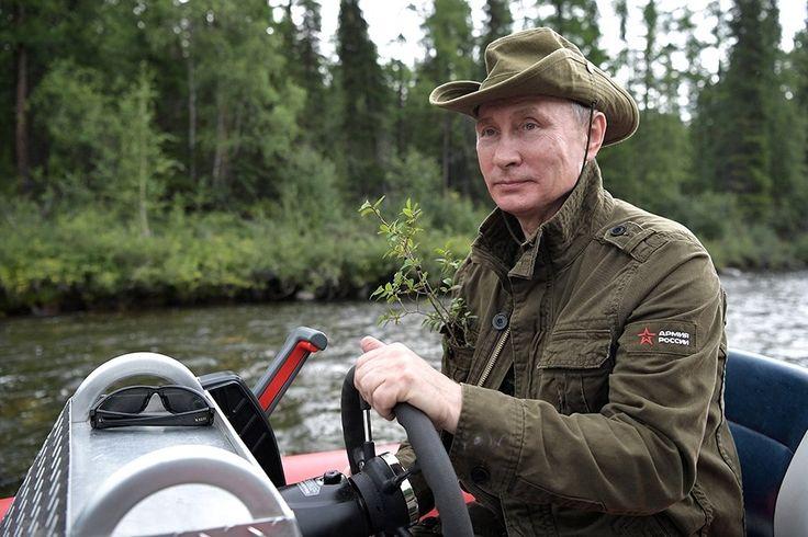Глава Хакасии рассказал о таежном рационе Владимира Путина