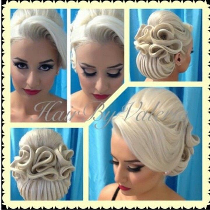1000 Images About Beautiful Hairdos On Pinterest
