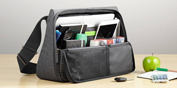 Evernote (yes, the app) has a svelte new laptop bag — and we met its equally techy, stylish designer: