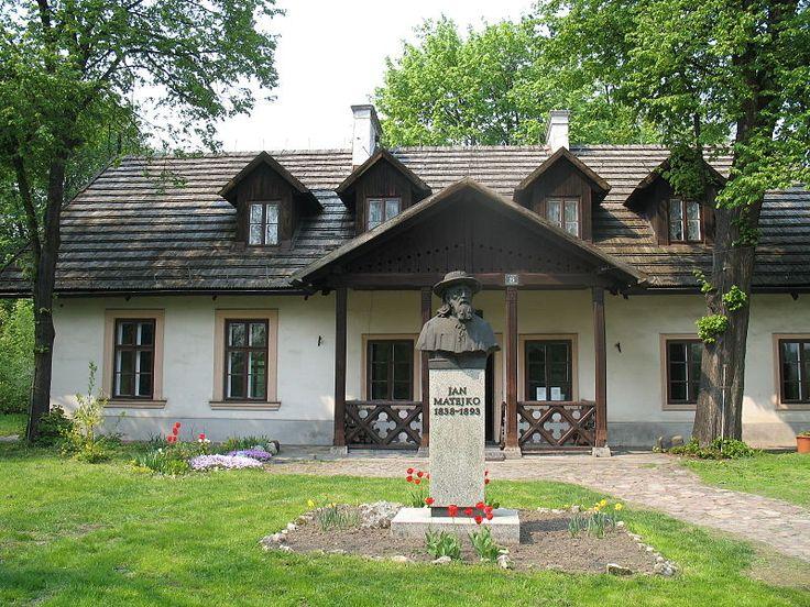 Dworek Jana Matejki w Krzesławicach is a museum in Kraków,