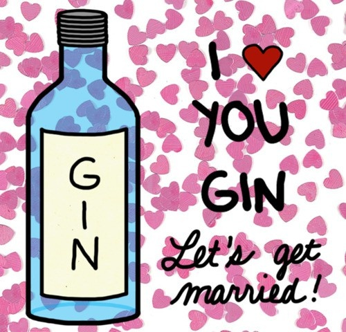 Gin, glorious ginDawn, Quotes Nstuff, Lets Get Married, Glorious Gin, Heart Pump, Gin Drinks, Favorite, Comics, True Stories
