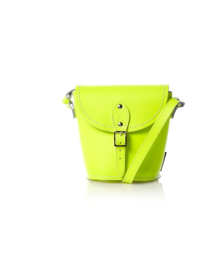 Zatchels neon crossbody bag / House of Fraser