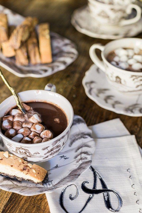 Red Wine Hot Chocolate recipe by /waitingonmartha/