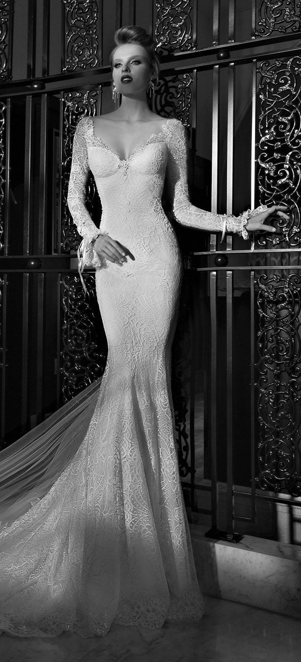Galia Lahav : Tales of the Jazz Age Bridal Collection - Eleanor