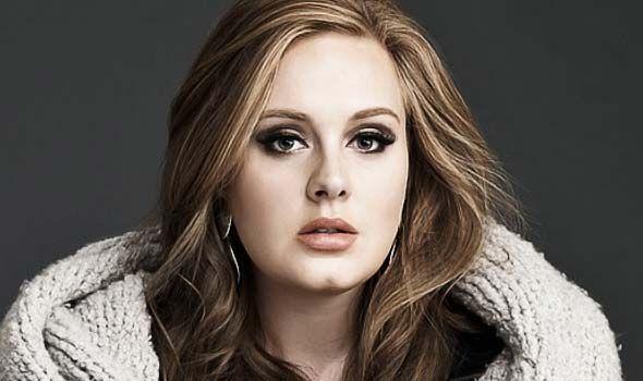 Adele, always so elegant ! I love her style.