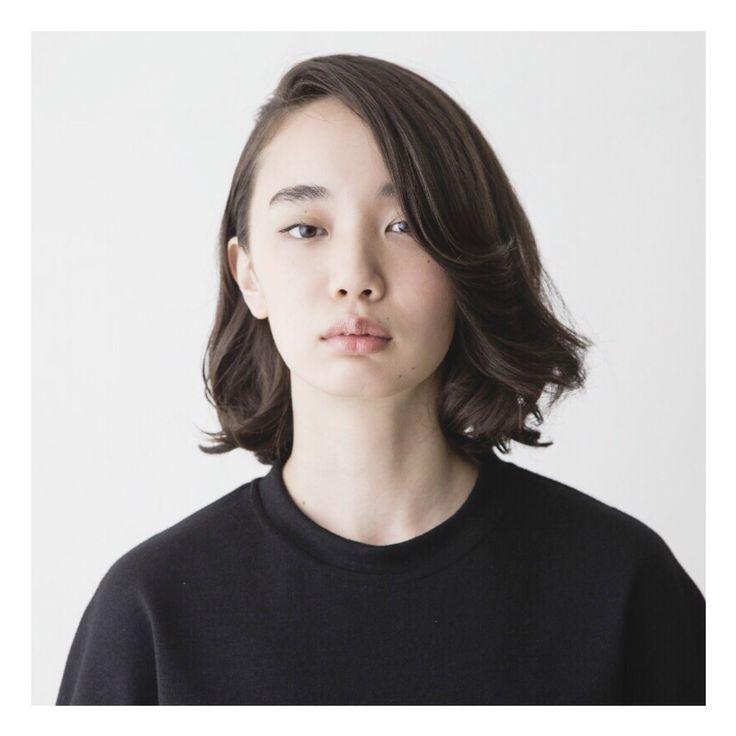 HAIR STYLIST▶BRIDGE/Shugo Ohira #CYAN #HAIRSTYLE #HAIRSALON #BOBHAIR #JAPANESEGIRL #inori #ボブヘア #ヘアカタログ #ヘアアレンジ #髪型