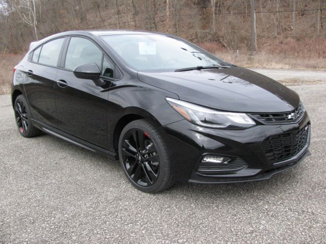 2018 Chevy Cruze Hatchback Lt Redline Edition Riverview