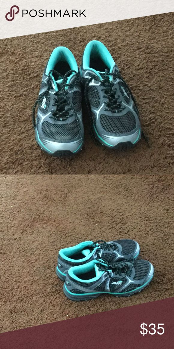 Tennis shoes Great for working out.  Very sturdy for training. Size 9 Avia Shoes Athletic Shoes