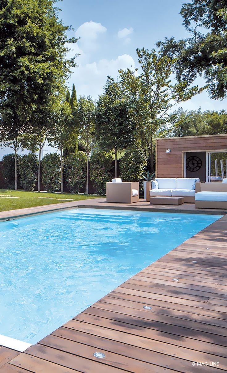 Prix d une piscine magiline image balai aspirateur for Comparatif liner piscine