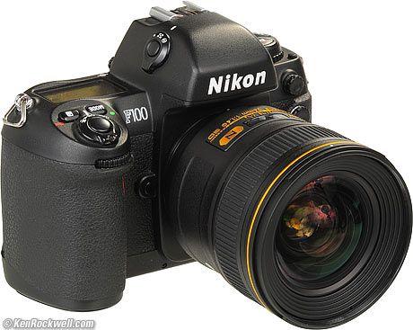 Nikon F100 - Film Camera