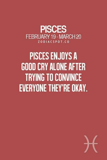 """Pisces ~ You'll never understand how """"ME"""" this really is...."""