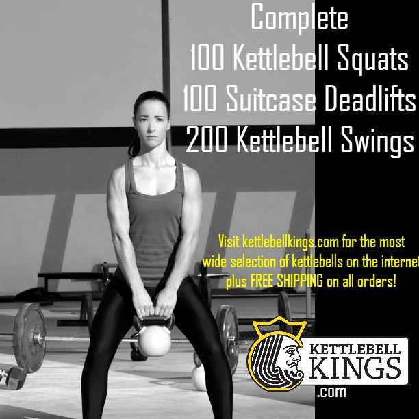 Sweat Wow Killer Kettlebell Workout: 25+ Best Ideas About Kettlebell Circuit On Pinterest