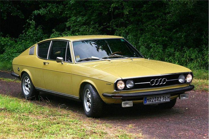 Audi 100S Coupé, 1973