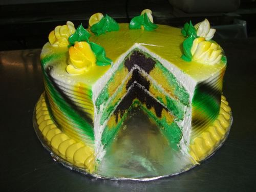 emancipation day cakes, pictures | jamaica 50 on Tumblr