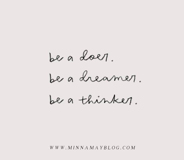 be something   minna may