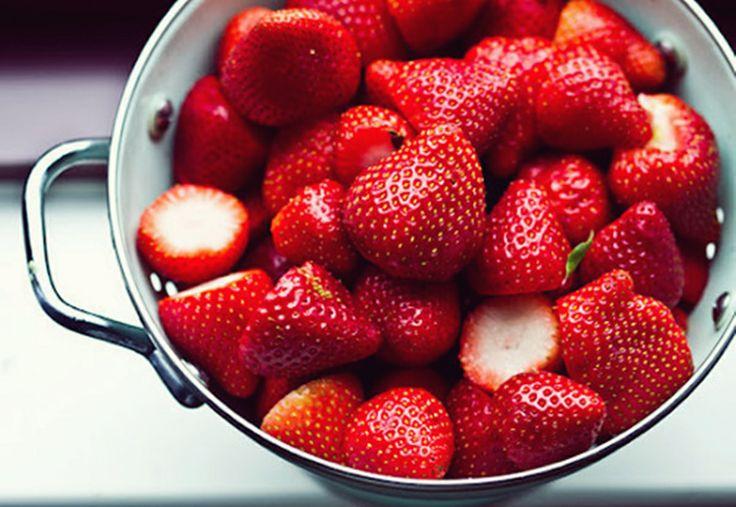 fresas.