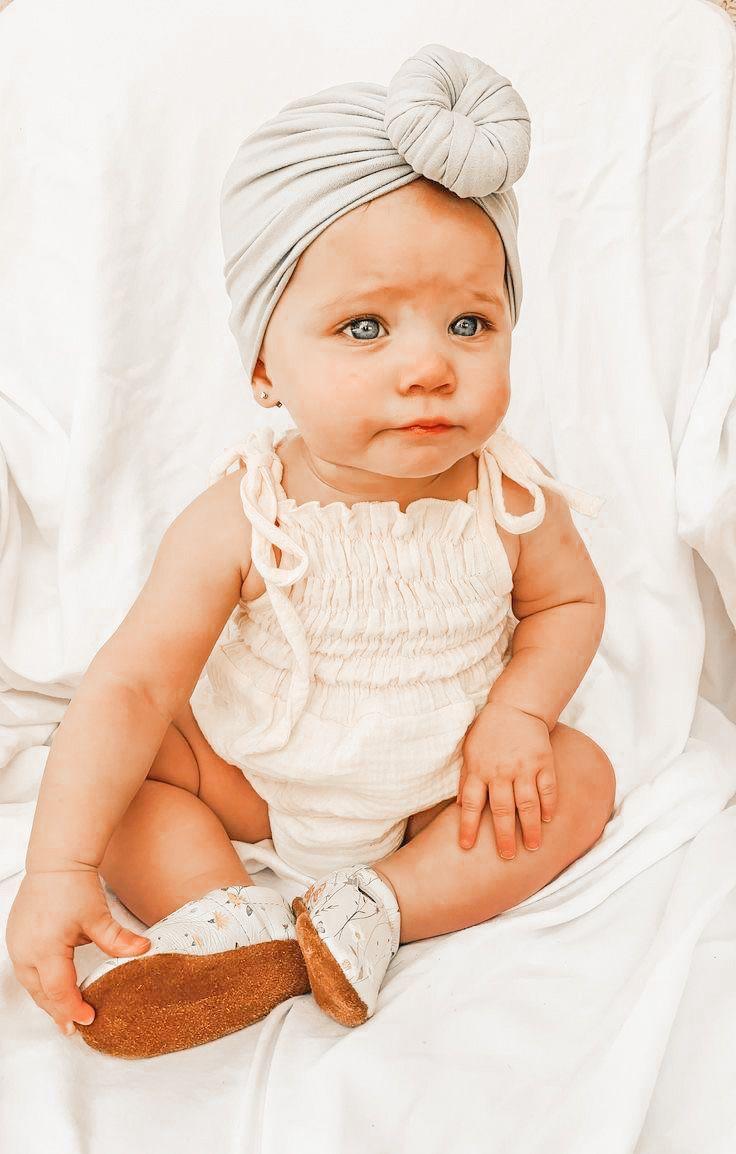 Cute Baby Girl Clothes Newborn Photos