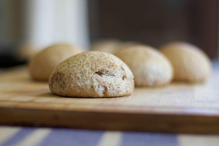 Brioche con farina integrale e panna