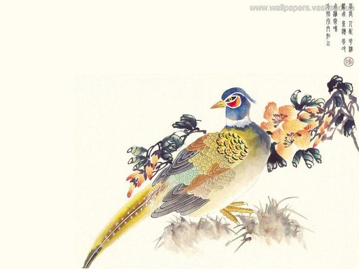 Pittura cinese - Sfondi Desktop gratis: http://wallpapic.it/art-e-creative/pittura-cinese/wallpaper-3552