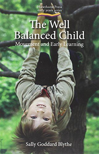 The Well Balanced Child: Movement and Early Learning (Hawthorn Press Early Years) by Sally Goddard Blythe http://www.amazon.com/dp/1903458633/ref=cm_sw_r_pi_dp_SbUZtb0BEED7PMXG