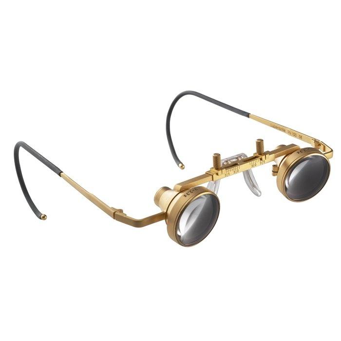 Obrira Binoculars Gold-Plated, 2.3X