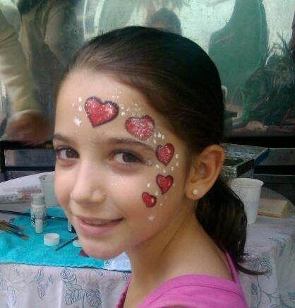 Maquillaje Artístico, Animación Infantil Y Spa Para Nenas .
