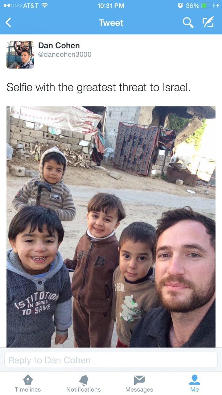 """FREE PALESTINE!  