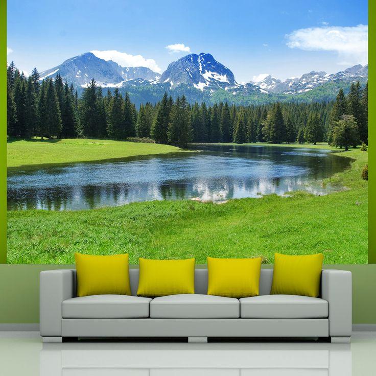 Votre intérieur est à 2 doigts de vous remercier  ---------------------------------------------------------------------  Papier Peint National Park Durmitor, Montenegro  à 73,04€  sur https://www.recollection.fr/papiers-peints-paysages-montagnes/7211-papier-peint-national-park-durmitor-montenegro.html  #Montagnes #mobilier #deco #Artgeist #recollection #decointerior #interiordesign #design #home  ---------------------------------------------------------------------  Mobilier design et…