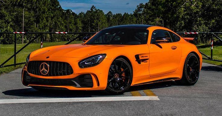 Renntech's Mercedes-AMG GT R Is Unleashed With 761HP #AMG #Mercedes