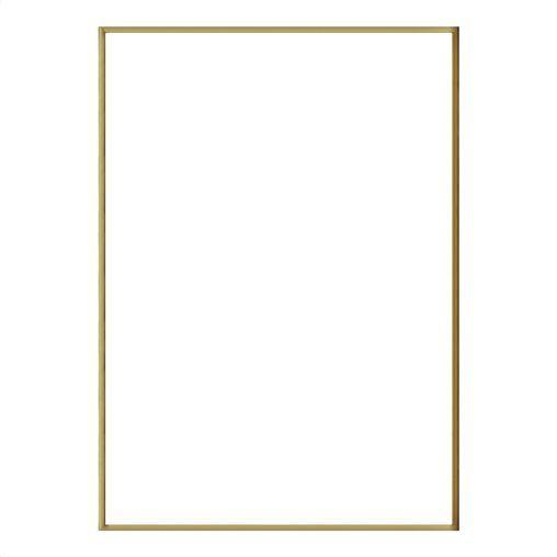 Κορνίζα με πλαίσιο INSPIRE για φωτογραφίες διαστάσεων Π70xΥ100cm