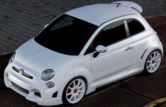AutoBlog | Fiat 500 Abarth Corsa Stradale by Zender Italia