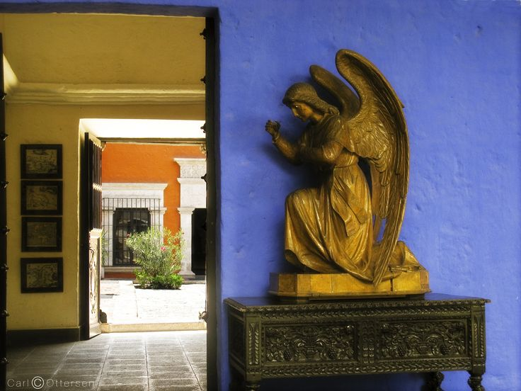 A Colonial House in Arequipa by Carl Ottersen on 500px