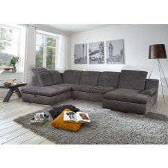 Chaise longue derecha XXL CHILLOUT – Conforama