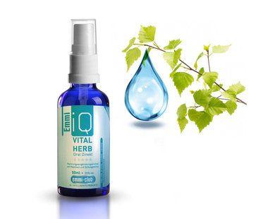 Emmi iQ VitalHerb Oral Spray