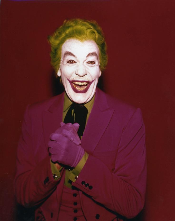 Why so serious??Cesar Romero, The Jokers, Inspiration Photography, Cesarromero, Batman 1966, Originals Jokers, Thejoker, Comics, Dark Knights
