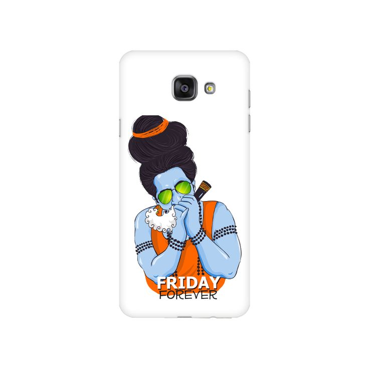 Friday Forever Samsung A5 2016 Mobile Case - ₹499.00 INR