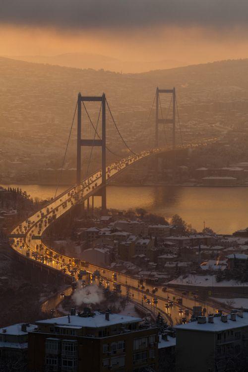 bosphorus/ istanbul <3