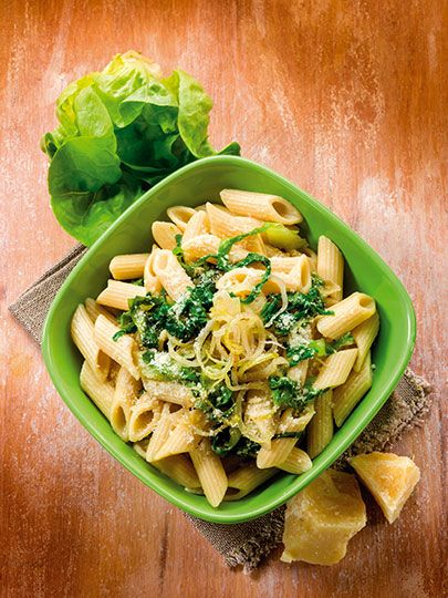 Roka soslu makarna Tarifi - Diyet Yemekleri Yemekleri - Yemek Tarifleri