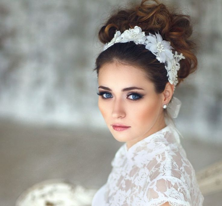 I <3 this one!! 30 Latest Wedding Hairstyles for Inspiration