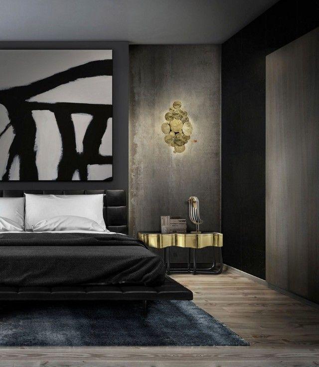 20 Luxurious Bedroom Design Ideas You Will Want To Copy Next Season // Home Decor. Bedroom Decor. #bedroomdesign #bedroomdecor #bedroomideas Read more: https://www.brabbu.com/en/inspiration-and-ideas/interior-design/luxury-bedroom-design-ideas-want-copy-season