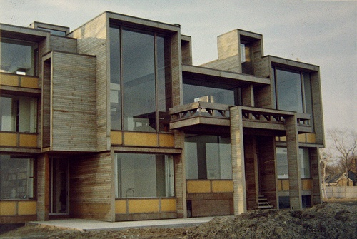 Parcells Residence - Construction Photo 19 - Paul Rudolph