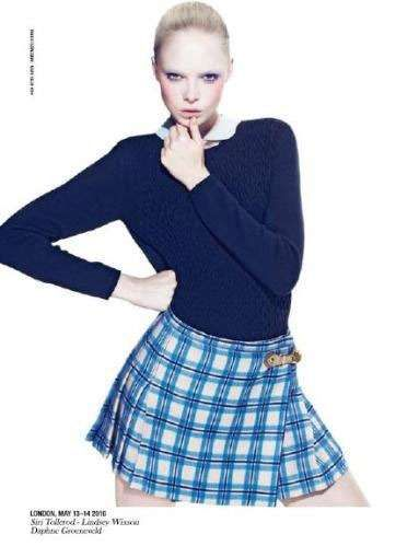 Sophisticated School Girl Fashion : Miu Miu Fall 2010 Ad Campaign