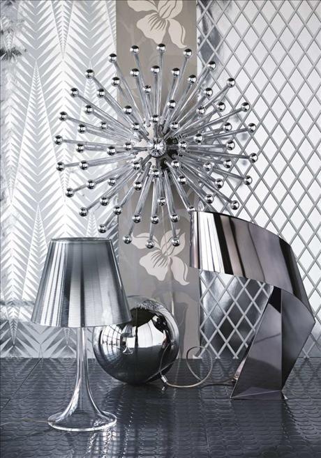 #silver #decor #detail
