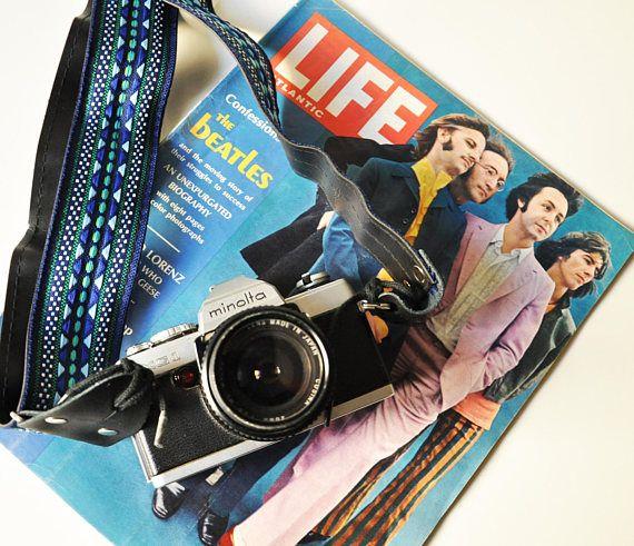 Minolta XG1 SLR  With Cosina 28mm f/2.8 MC MACRO Lens & Strap