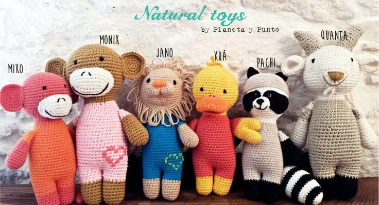 Natural Toys Basic Collection - PLANETAyPUNTO