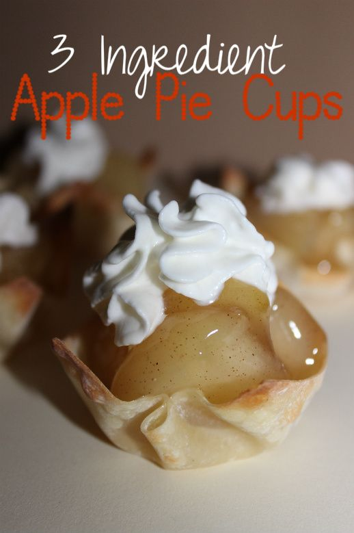 We love easy, that's for sure and we love a nice sweet treat as often as we can squeeze em in. This recipe promises to satiate your sweet tooth in a flash. Only 3 easy ingredients make up this quick Apple Pie Cup recipe. Perhaps you've seen taco cup recipes using wonton wrappers like these Black Bean and Corn Wonton Cups? If you haven't tried making these super cool cups for a meal, I highly recom...