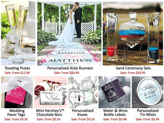 Discount Wedding Supplies, Wedding Supplies, Cheap Wedding Supplies