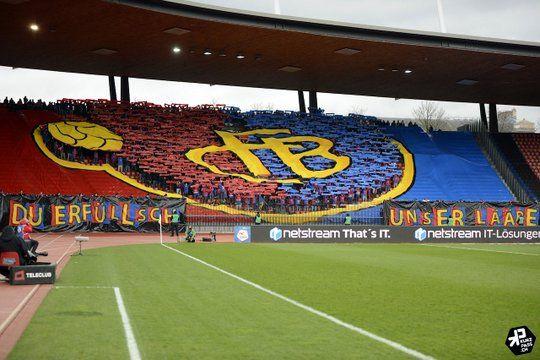 FC Zurich - Basel 23.03.2014